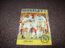Guiseley v Leek Town, 1993/94 [PC]
